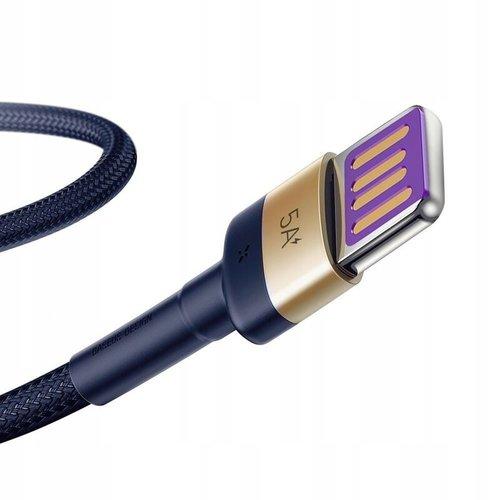 Baseus USB kabel - USB-C 40W - 5A - Super charge 1 meter