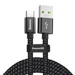 Baseus USB kabel - USB-C  100cm Super Quick Charge 5A