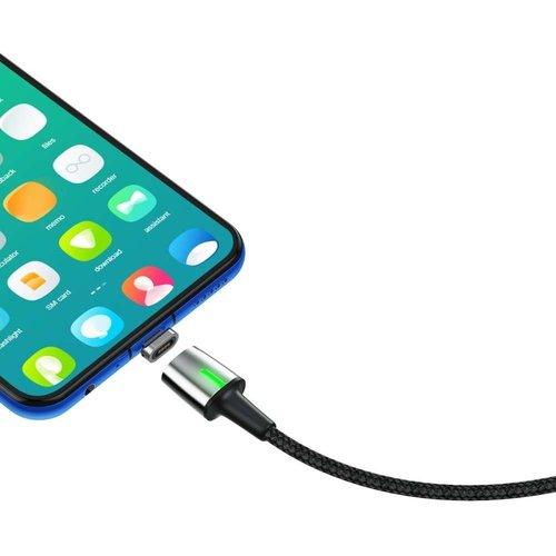 Baseus USB kabel - Micro-USB  100cm Magnetisch  Baseus