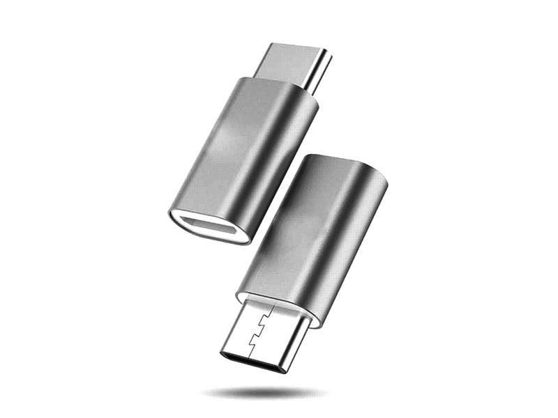 Micro USB naar USB-C adapter