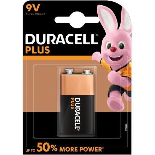 Duracell 9 Volt Plus Power Duracell