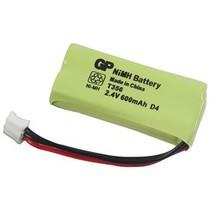 Draadloze telefoon batterij 2,4 Volt 600mAh T356 GP