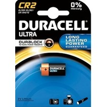 CR2 Duracell Lithium 3V DLCR2 / ELCR2