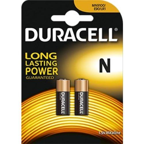 Duracell Duracell LR1 MN9100 blister 2 stuks