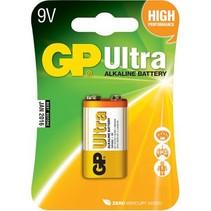 9V Ultra Alkaline 1604AU