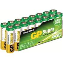 GP 16 x AA penlite Super Alkaline