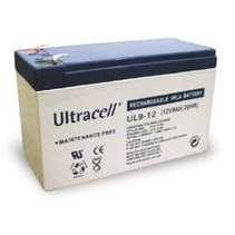 12V, 9 Ah Loodaccu UltraCell UL9-12 151x65x94mm