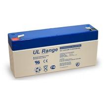 6V, 3,4 Ah Loodaccu UltraCell UL3.4-6