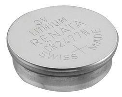 CR2477N knoopcel 3 Volt lithium batterij