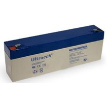 12V, 2,6 Ah Loodaccu UltraCell UL2.6-12