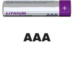 Lithium AAA
