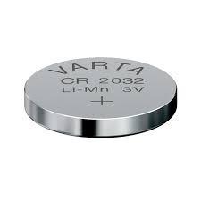 CR2032 lithium knoopcel batterijen