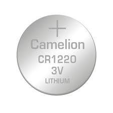 CR1220 knoopcel batterijen
