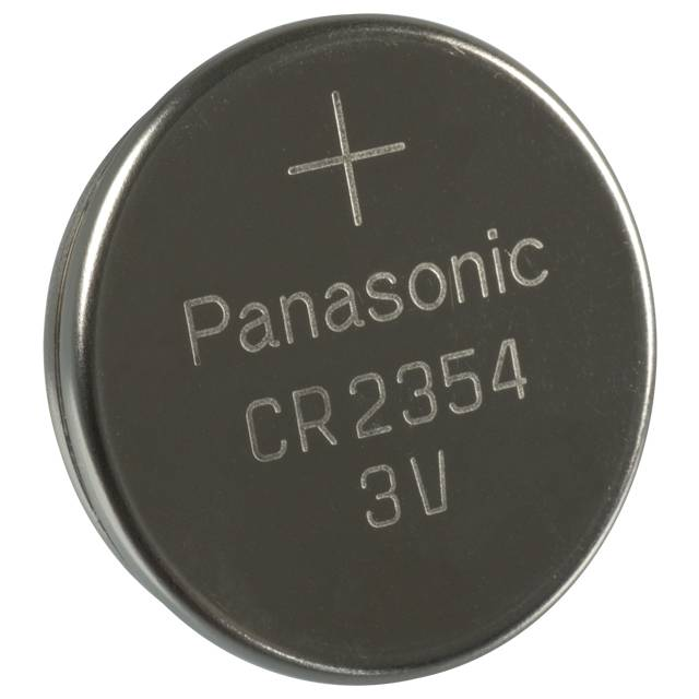 CR2354 lithium knoopcel batterij