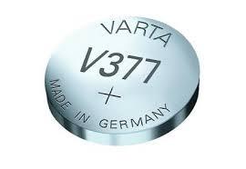 377 - SR626 Horloge batterijen