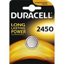 CR2450 Lithium Batterij DL2450 Duracell