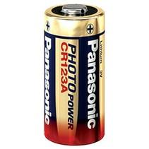CR123 Lithium Power Panasonic