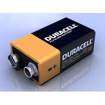9 Volt Alkaline Duracell