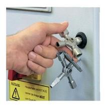 TwinKey voor alle standaard schakelkasten en afsluitsystemen