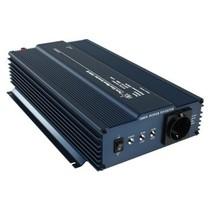 Pure Sinus Omvormer 24 VDC AC 230 V 1000 W F (CEE 7/3)