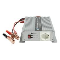 Inverter Gemodificeerde Sinusgolf 12 VDC - AC 230 V 600 W F (CEE 7/3)