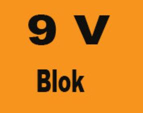 9V Oplaadbaar