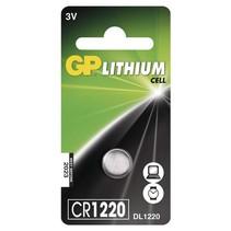 GP CR1220 Lithium Knoopcel