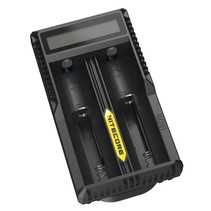 UM20 USB lader voor Li-ion batterijen