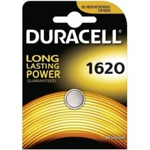 CR1620 lithium Knoopcel Duracell