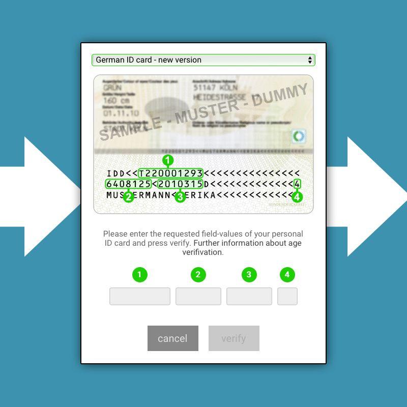 vErify - Age Verification on Checkout