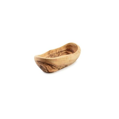 Pure olivewood Bread basket S - 20 centimeter length