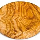 Arte Legno Kruidenmes olijfhout dubbel