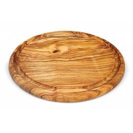 Arte Legno Tapas board round, 24 cm