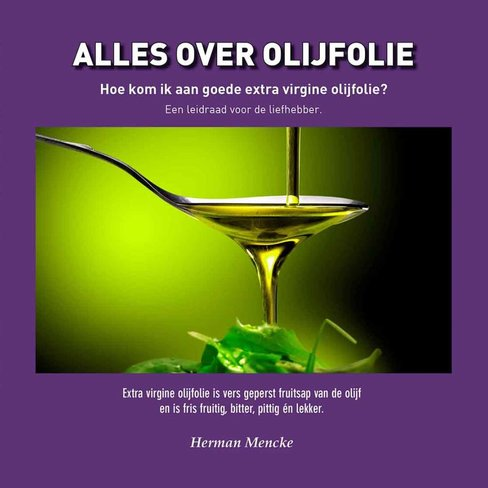 Boeken Everything about olive oil