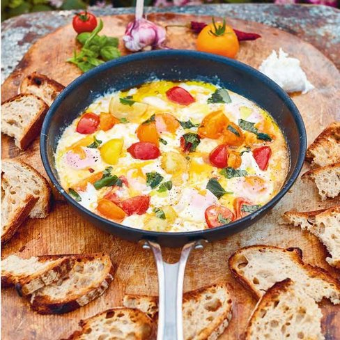 Boeken Jamie kookt Italie