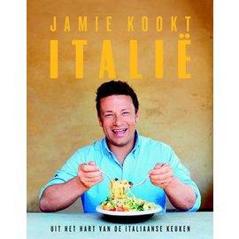 Boeken Jamies cooks Italy