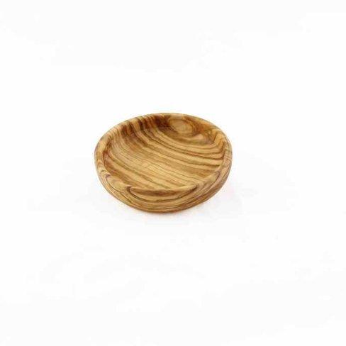 Bowls & Dishes Olijfhouten schaal wijd