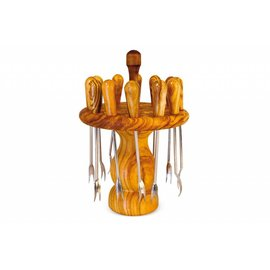 Arte Legno Ball fork holder - Copy