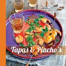 Boeken Tapas en pincho's