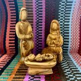 Desert Rose Josef, Maria and Jesus