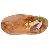 Pure olivewood Houten tapasplank, olijfhout