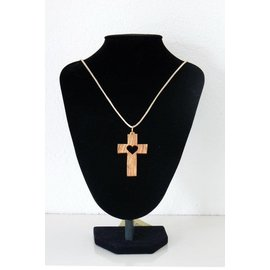 Desert Rose Necklace cross