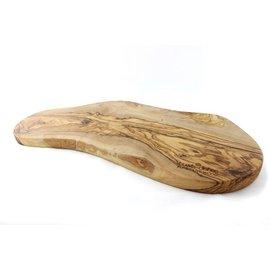 Pure olivewood Tapasboard 50-55 cm