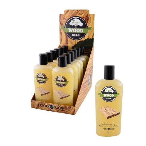 Bowls & Dishes Pure hout wax 300 ml