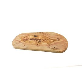 Pure olivewood Tapasplank XB 40-45 cm