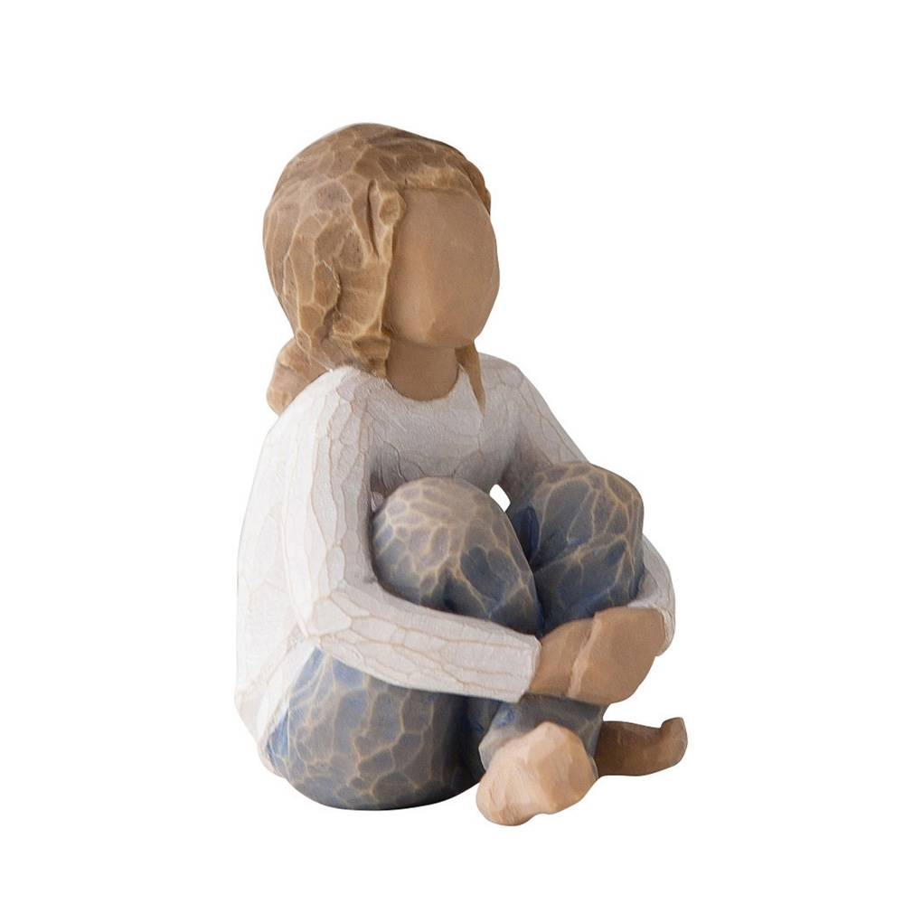 Willow Tree beeldje Spirited Child (meisje)