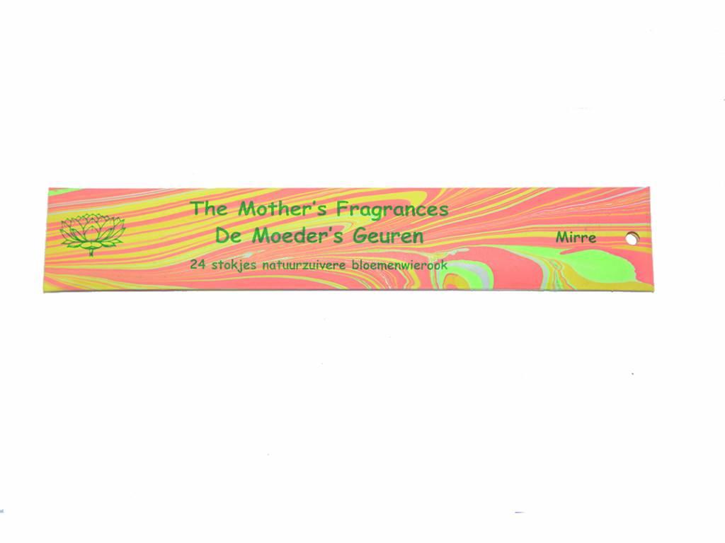 De Moeder's Geuren wierook - Mirre