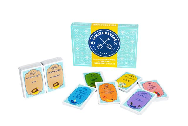 Schatgravers (kaartspel)
