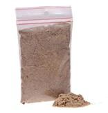 Zakje zand voor wierook en smudge