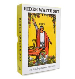 Rider Waite Set (kaarten met boek)